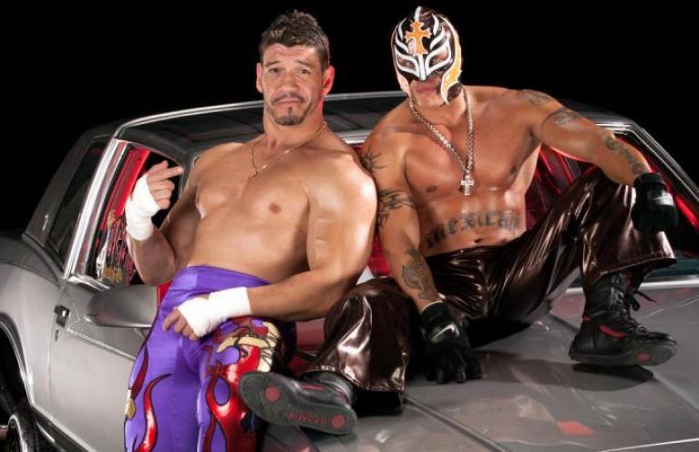 Eddie Guerrero & Rey Mysterio