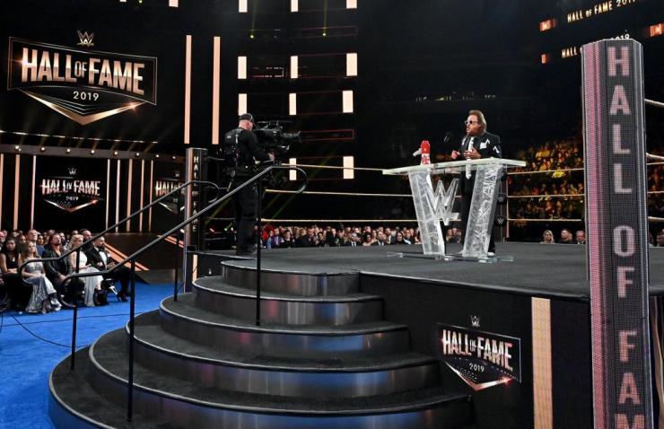 Hall Of fame stand
