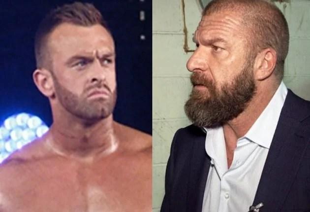 NWA Champion Nick Aldis Calls Out Triple H