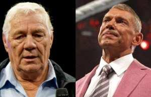 Pat Patterson & Vince McMahon