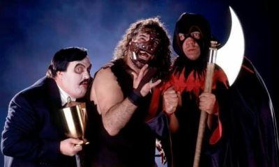 Terry Gordy and Folly