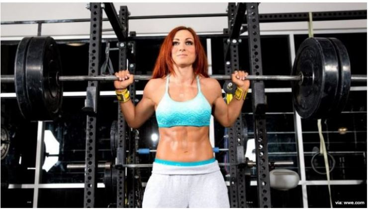 Becky Lynch ABS