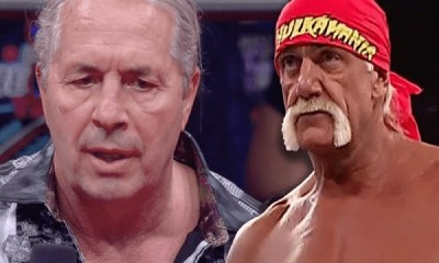 Bret Hart Calls Hulk Hogan