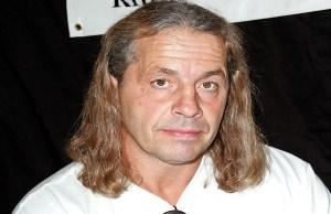Bret Hart Former WWE Wrestler