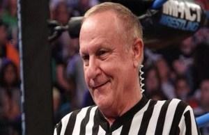 Earl Hebner WWE refereee