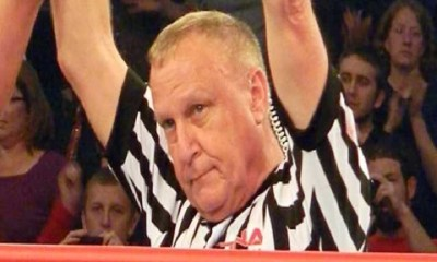 Earl Hebner WWE