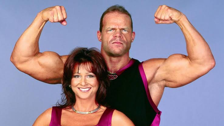 Lex Luger on Miss Elizabeth death