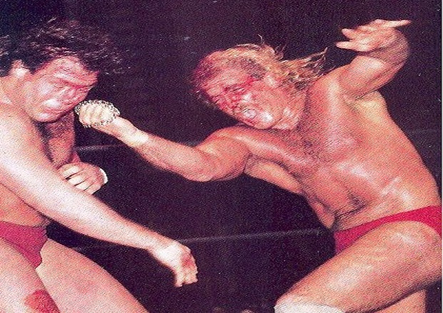 Magnum TA Terry Allen vs Tully Blanchard