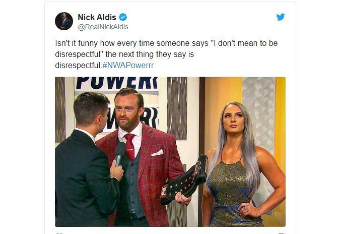 Nick Aldis