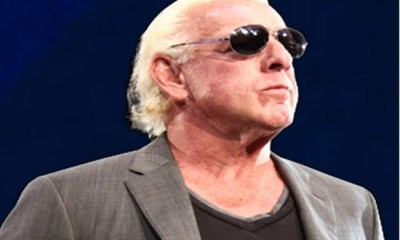 Ric Flair WCW WWE legend