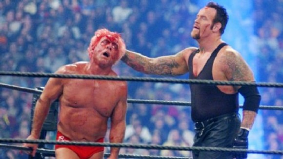 Ric Flair credits his WrestleMania 18 match with The Undertaker