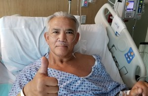 Ricky Steamboat undergoes hip replacement surgery