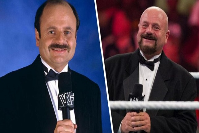 WWE Legend Howard Finkel AKA The Fink Has Passed Away