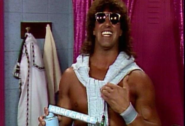 Rick Martel AWA WWE