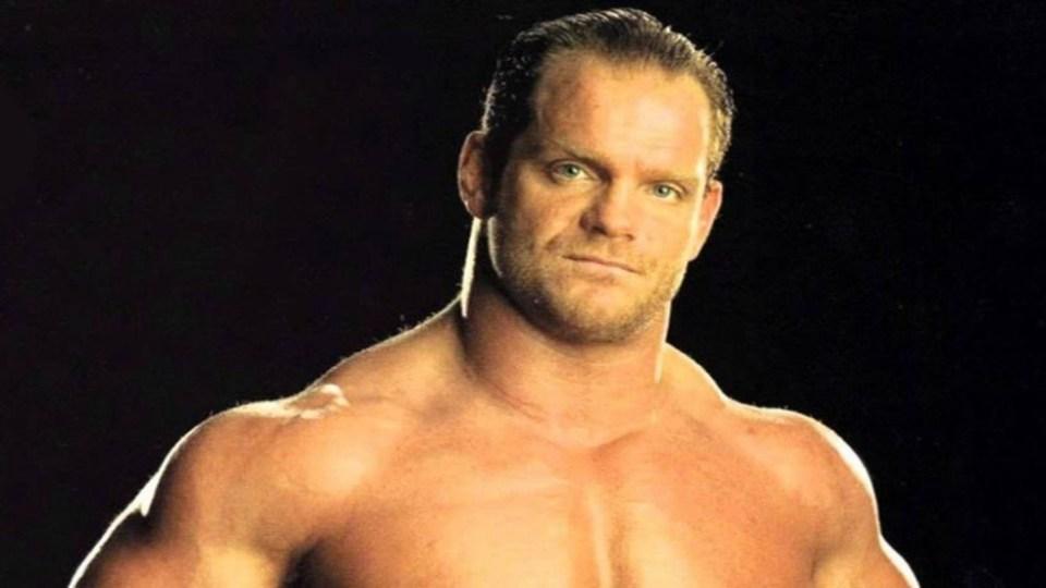 Chris Benoit smile