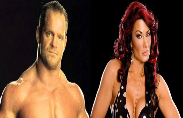 Former WWE Stars Chris Benoit and Victoria