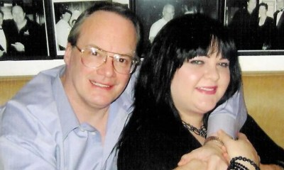 Jim Cornette and wife face