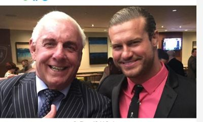 Ric Flair and Dolph Ziggler