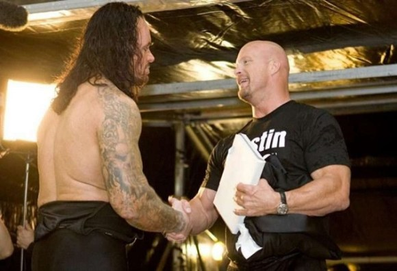 Stone Cold talks The Undertaker career