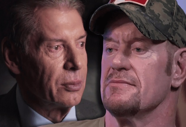 The Undertaker friendship with Vince McMahon