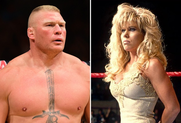 WWE star and ex-UFC champ Brock Lesnar accused of sexual