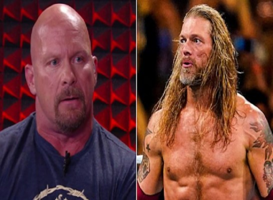 edge and stone cold acting
