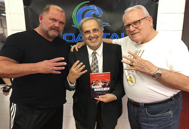 Arn Anderson and James J. Dillon