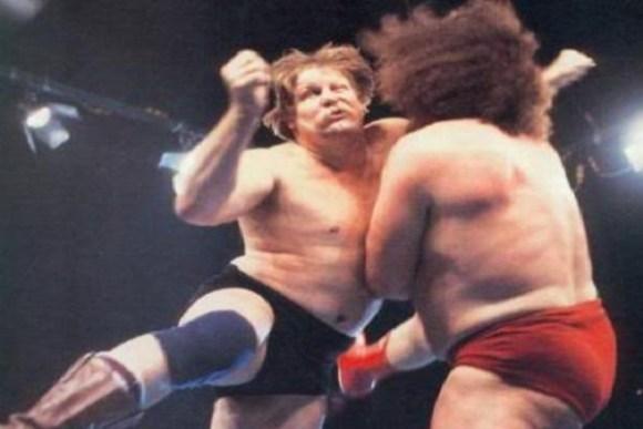 Stan Hansen WWE