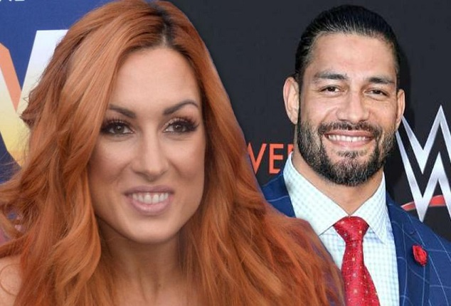 Becky Lynch speaks about Roman Reigns