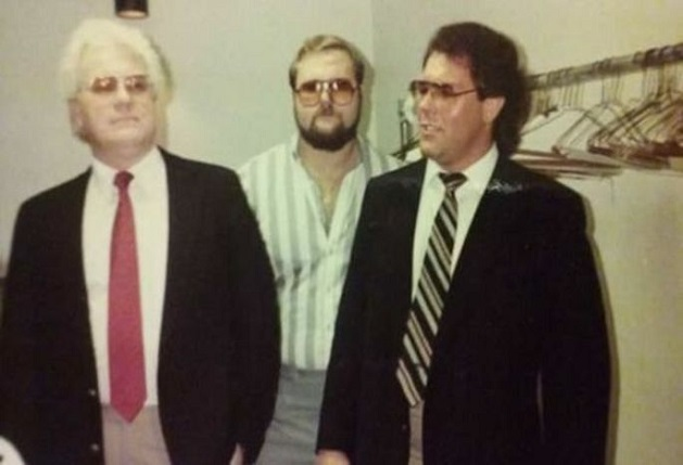 JJ Dillon, Arn Anderson and Tully Blanchard