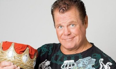 WWE legend Jerry Lawler