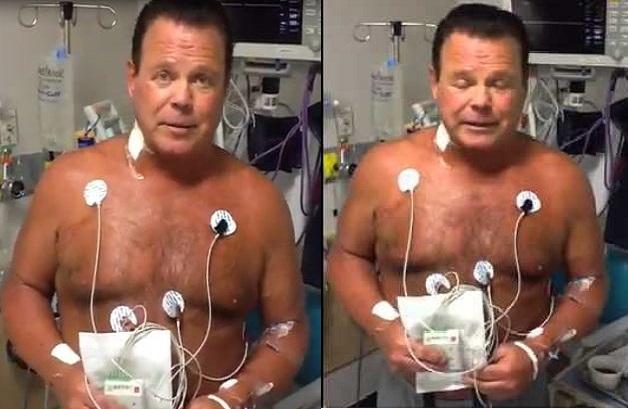 Jerry Lawler hospitalized