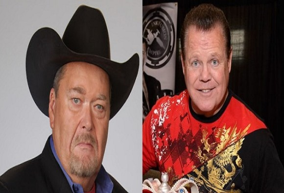 Jim Ross Comments On Jerry Lawler's Stroke