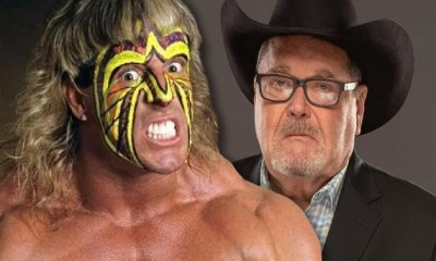 Jim Ross talks the Ultimate Warrior