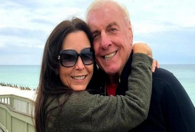 Ric Flair marries Wendy Barlow