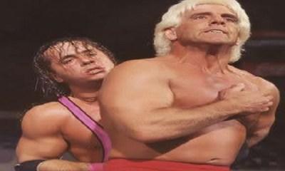 Ric Flair vs Bret Hart: A War of Words!