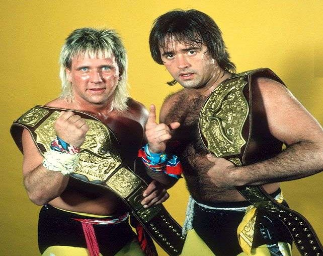 Ricky Morton Rock n Roll Express