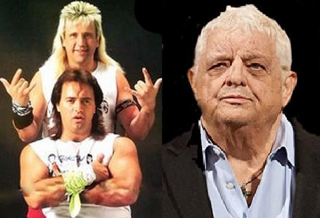 Ricky Morton and Robert Gibson, Dusty Rhodes