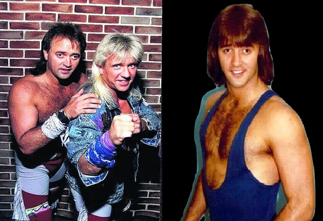 Robert Gibson, Ricky Morton. Rock n Roll Express