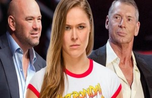 Ronda Rousey Compares Working For Dana White and Vince McMahon
