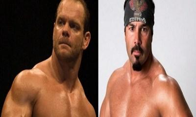 Chris Benoit and Chavo Guerrero