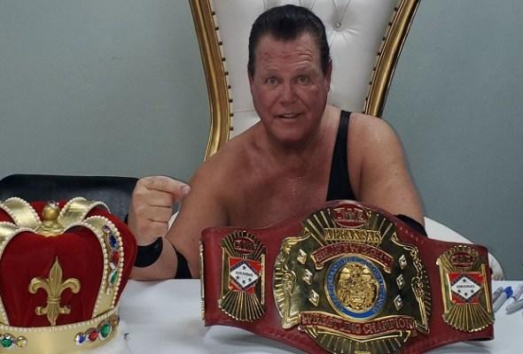 Jerry Lawler Wins CWA Heavyweight Title
