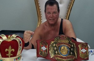 Jerry Lawler Wins CWA Heavyweight Title
