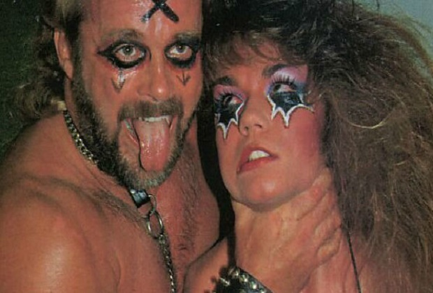 Nancy Benoit and Kevin Sullivan Couple