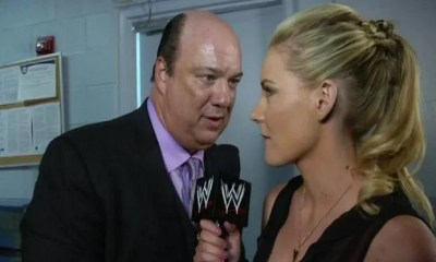 Paul Heyman comments on Renee Young leaving WWE