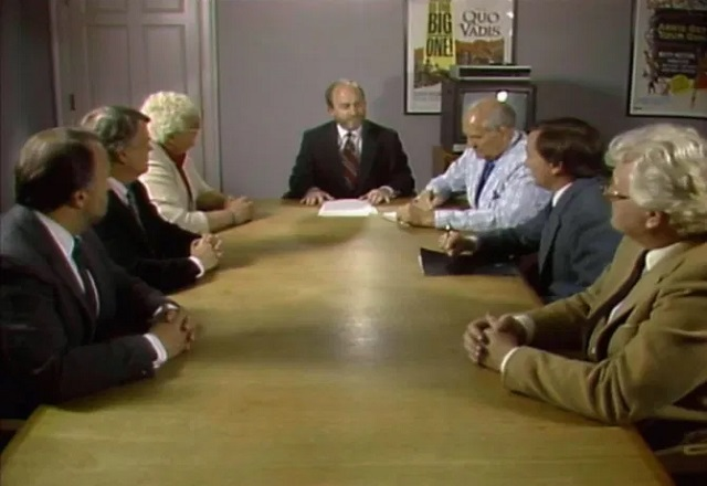 The baseball bat incident led to a meeting of the National Wrestling Alliance Board of Directors to decide the punishment of Dusty Rhodes
