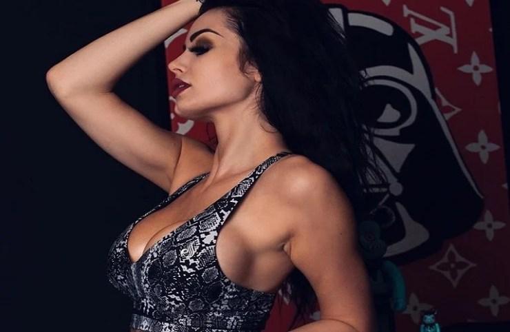 WWE Paige Star