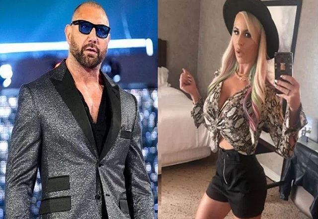 Batista and Dana Brooke