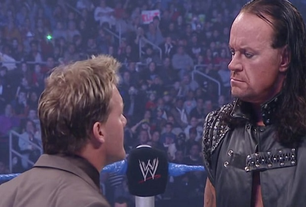 Chris Jericho and Undertaker