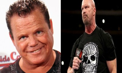 Jerry Lawler and Steve Austin